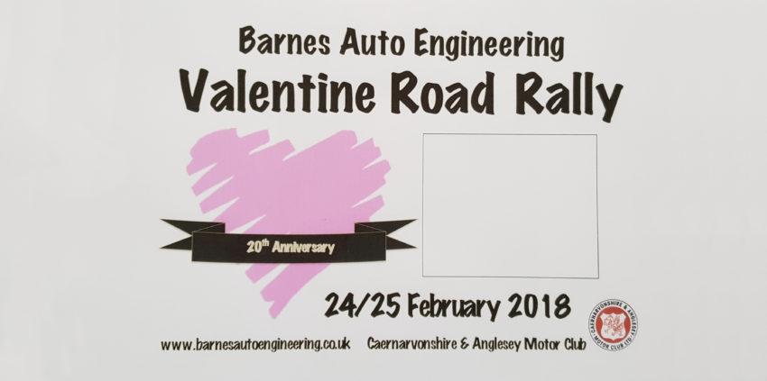 2018 02 Valentine Rally Plate Web